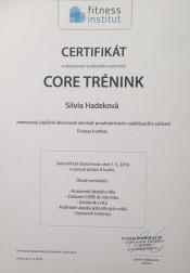 Core Trening