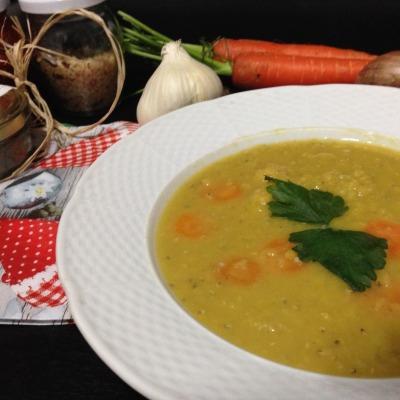 Mrkvová polievka