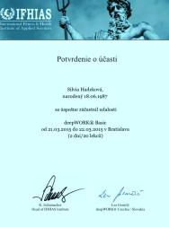 Certifikat DeepWork