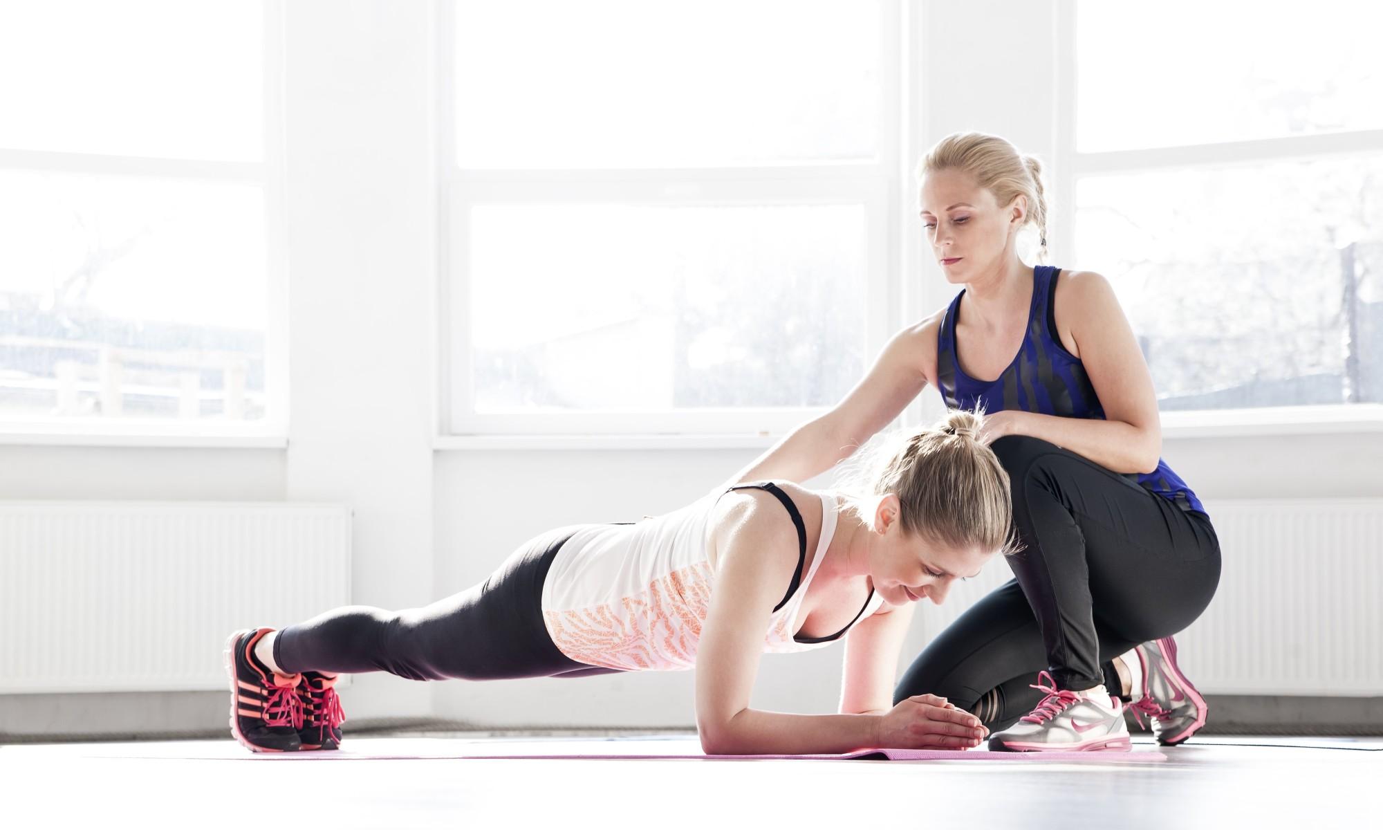 Osobný tréning