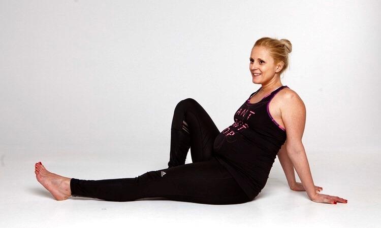 Gravid tréning