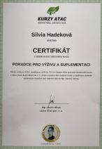 Certifikat vyziva